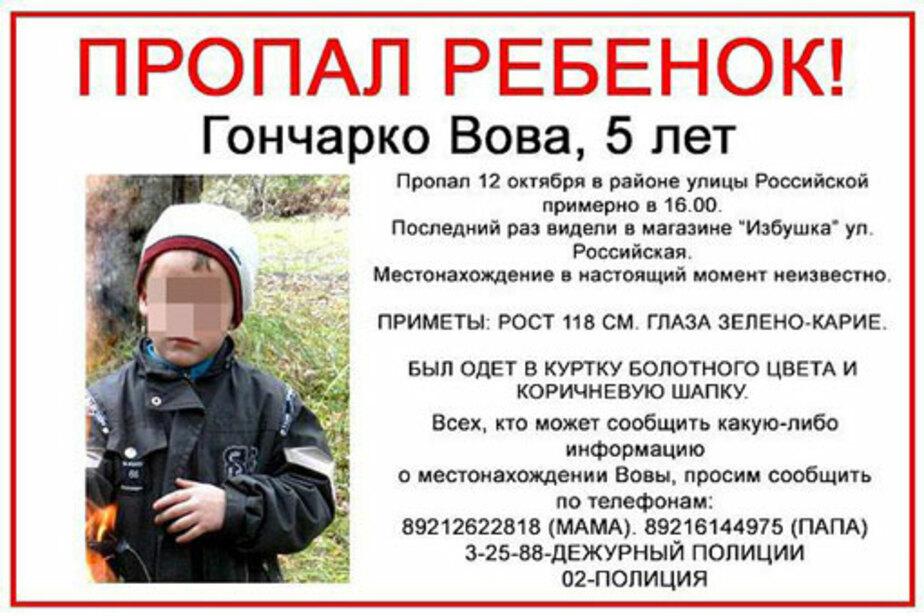 """Мать """"похищенного"""" в Черняховске мальчика не хочет сурового наказания для мужчины - Новости Калининграда"""