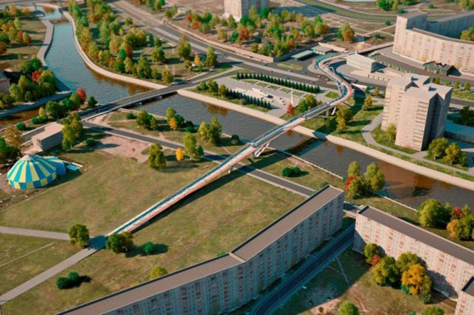 В Калининграде из-за обвала рубля отказались от моста на ул. Дзержинского - Новости Калининграда