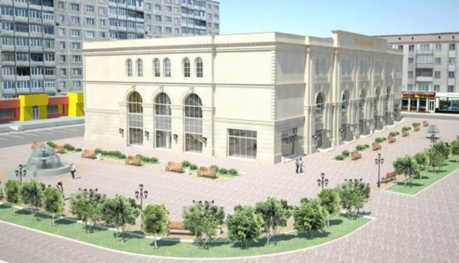 Деловой центр рядом с ДКМ построят в стилистике Кёнигсберга    - Новости Калининграда