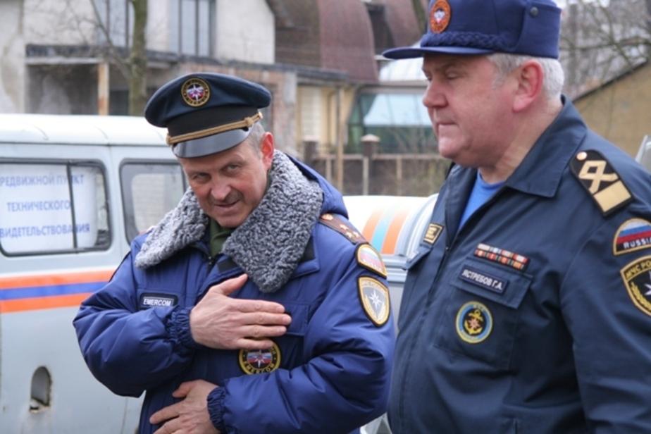 Осужденный экс-глава МЧС Юрий Чинчуков: Руки-ноги есть − пристроюсь - Новости Калининграда