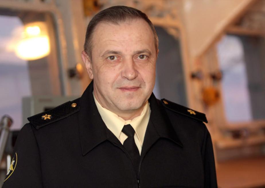 Новым начальником штаба Балтфлота стал контр-адмирал Сергей Попов