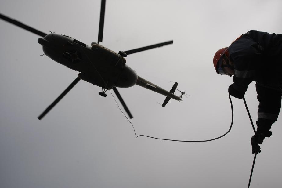 На окраине Калининграда сотни людей и вертолет ищут офицера Балтфлота - Новости Калининграда