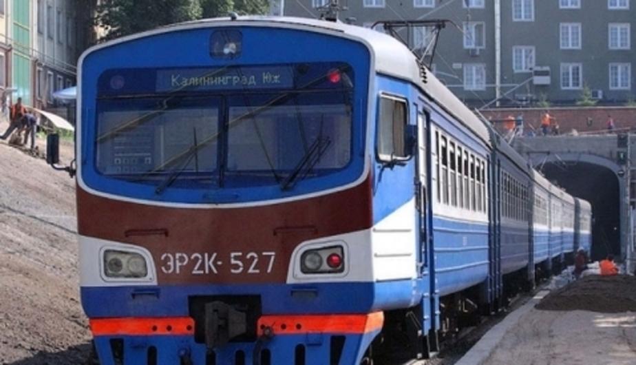 В Калининградской области допустили отмену пригородных электричек - Новости Калининграда