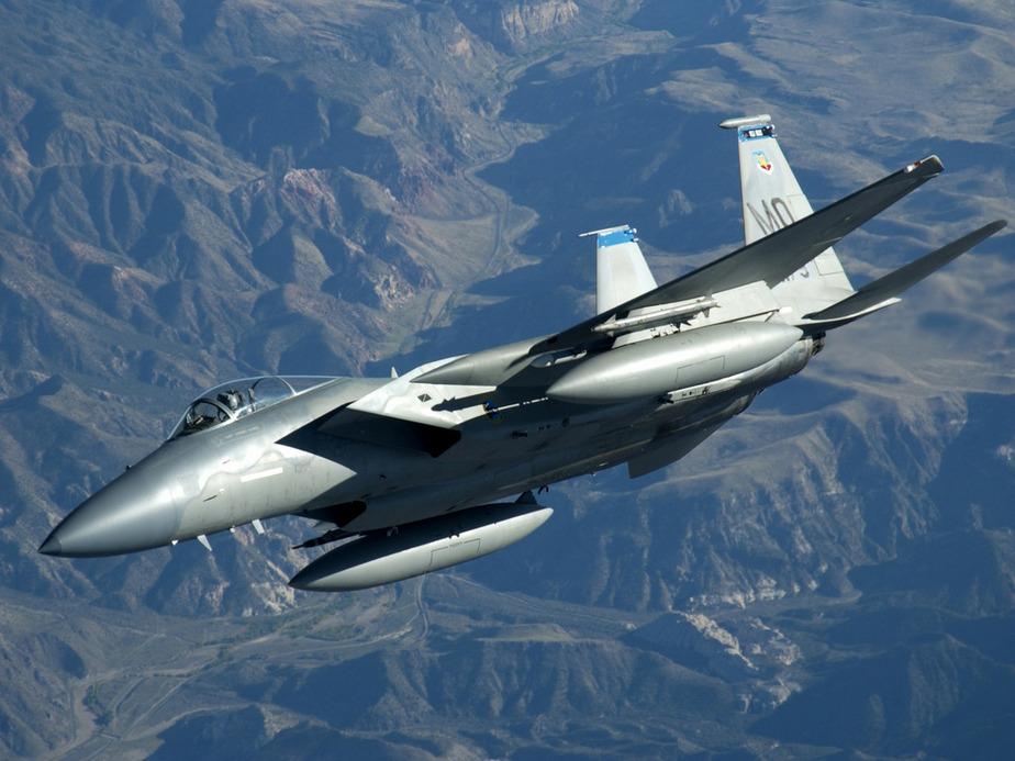 Пилоты ВВС США начали патрулирование неба Прибалтики - Новости Калининграда