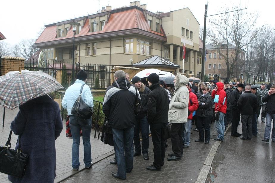 Польша снова ужесточает правила выдачи шенгенских виз - Новости Калининграда