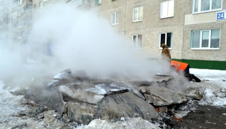 В Черняховске из-за прорыва на теплотрассе замерзают сотни людей - Новости Калининграда