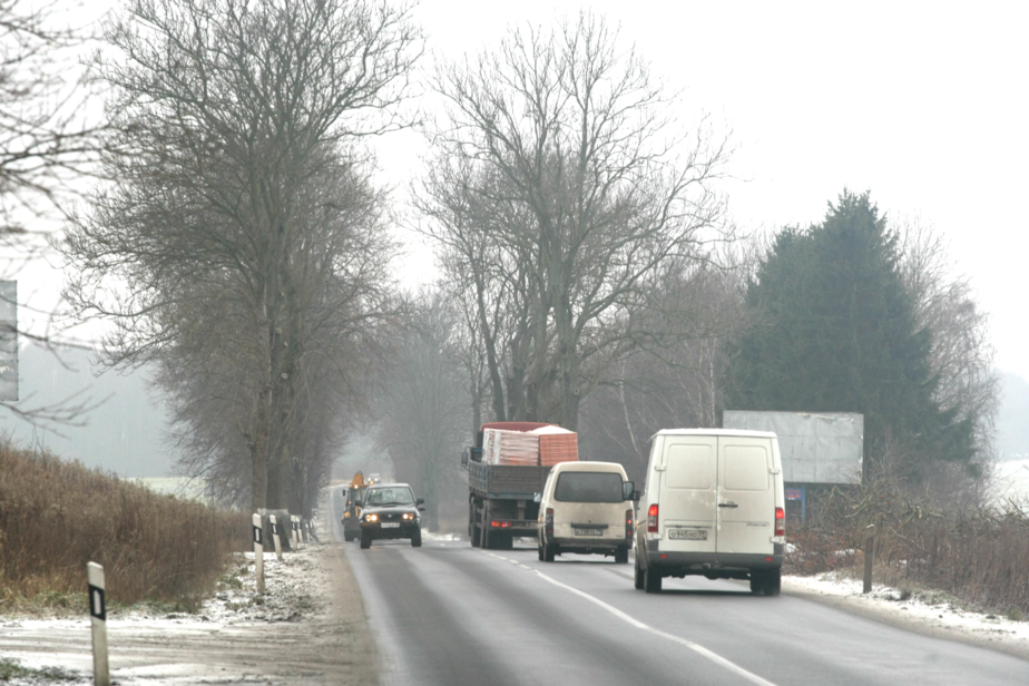"""""""Не гоните!"""": пассажиры разбившейся на зеленоградской трассе маршрутки не могли остановить водителя  - Новости Калининграда"""
