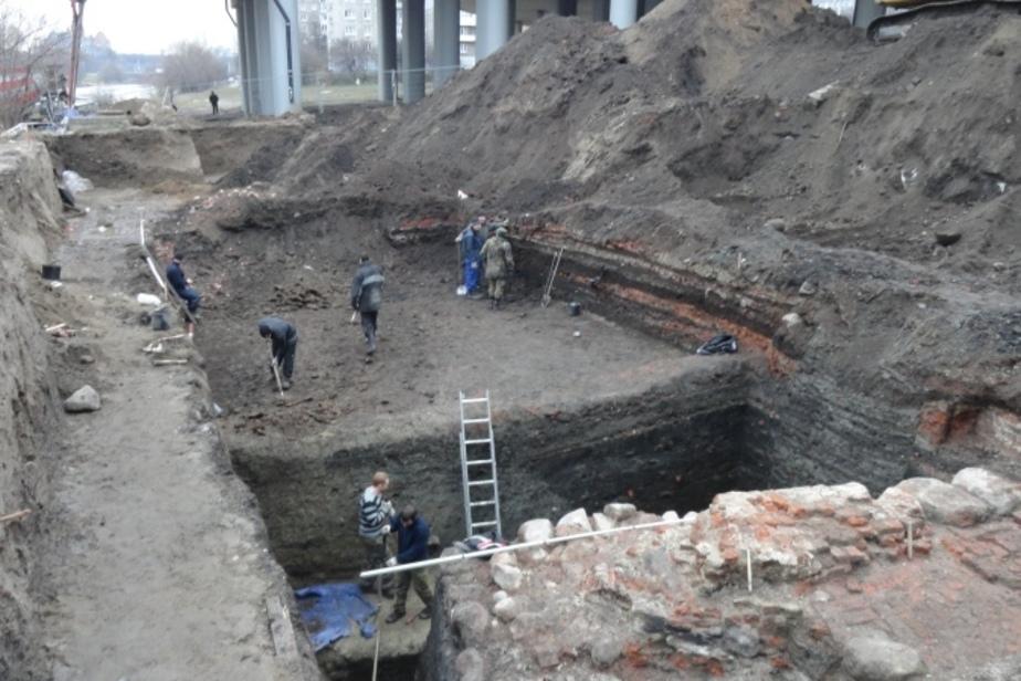 В центре Калининграда археологи обнаружили средневековую деревню - Новости Калининграда