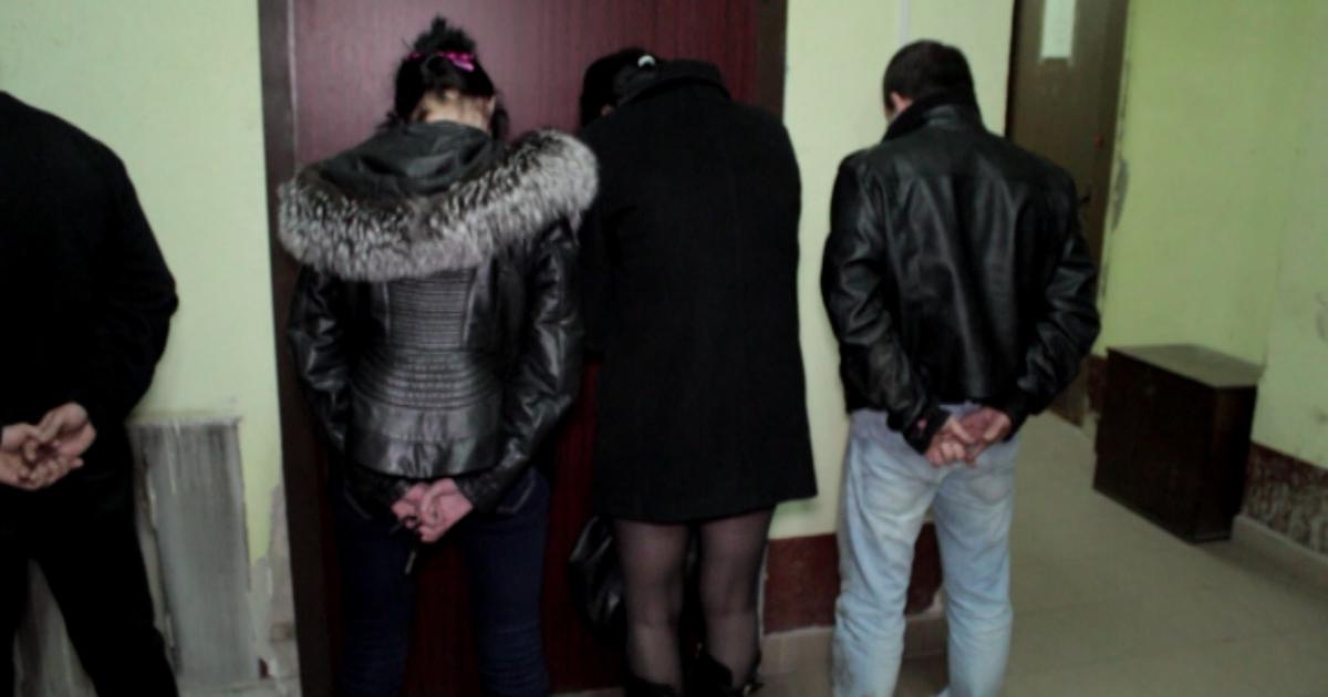 Заказали сутенёров задержали полицейские читинские проституток и