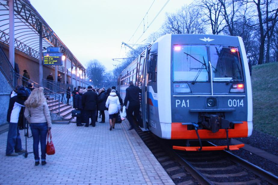 В Калининграде открылась первая ветка наземного метро - Новости Калининграда