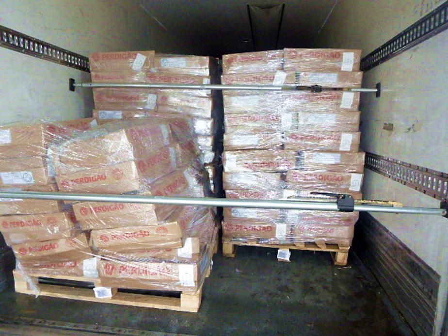 Калининградские таможенники изъяли на  границе четыре тонны замороженной свинины - Новости Калининграда