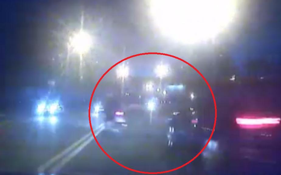 Появилось видео аварии с БМВ Х5 и мотоциклом на ул. Горной - Новости Калининграда