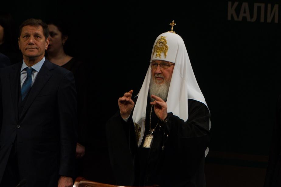 Патриарх Кирилл: Миссия Калининграда - прийти на помощь всей России и другим народам - Новости Калининграда