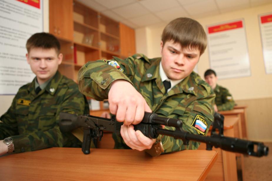С 2015 года армейский курс в университете зачтут за срочную службу - Новости Калининграда