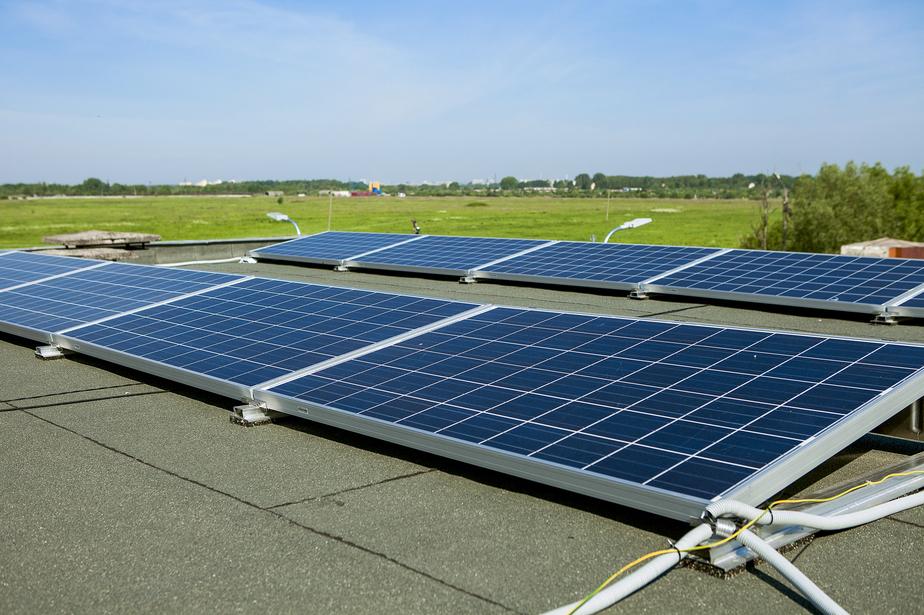 Солнечная электростанция в Луговом проработает минимум 20 лет - Новости Калининграда