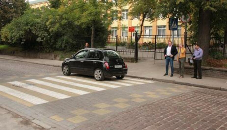 В Калининграде больше не будут класть шумовые полосы - Новости Калининграда