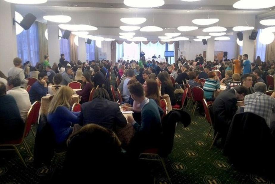 Международный турнир знатоков прошел в Калининграде - Новости Калининграда