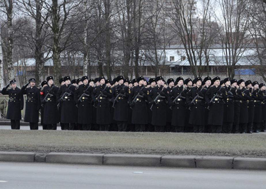 Балтфлот посылает боевые корабли на парад Победы на Неве - Новости Калининграда