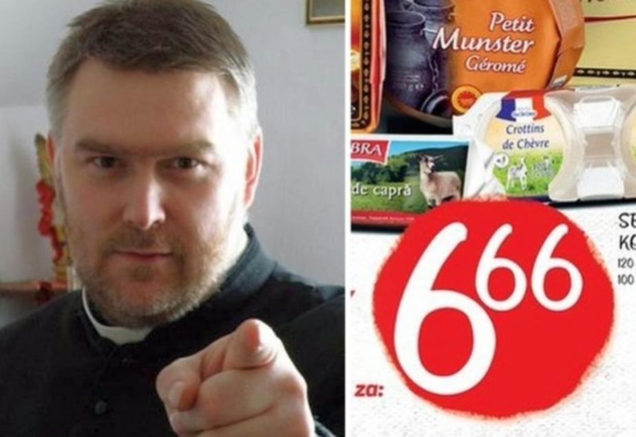 """Польских верующих возмутила цена и оформление упаковки козьего сыра в магазинах """"Lidl"""" - Новости Калининграда"""