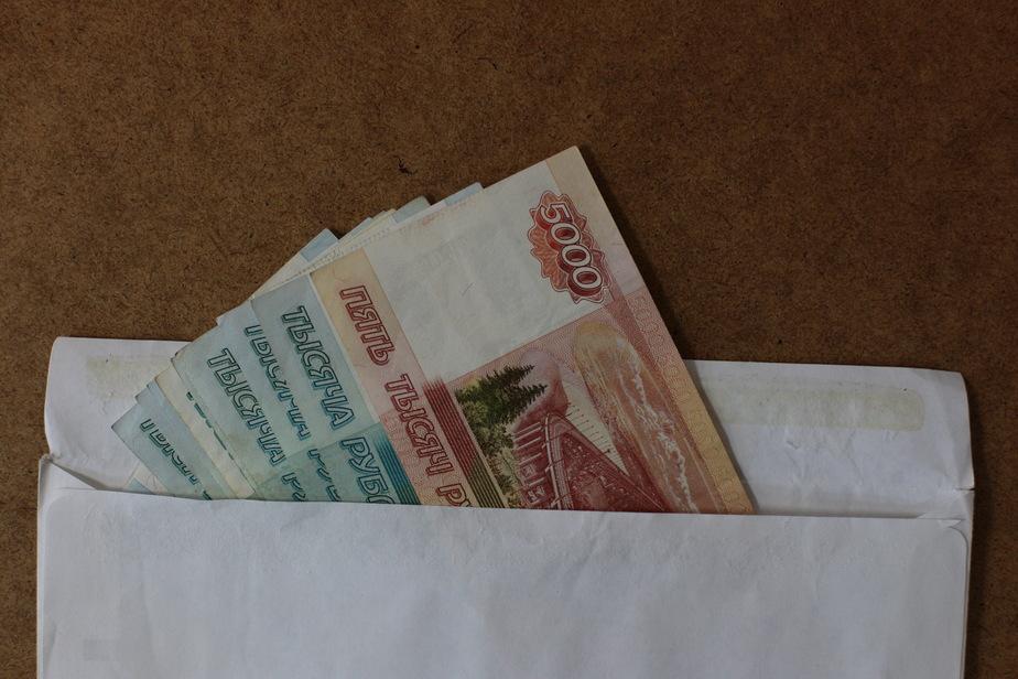 """""""Серая"""" зарплата с пенсией несовместима - Новости Калининграда"""