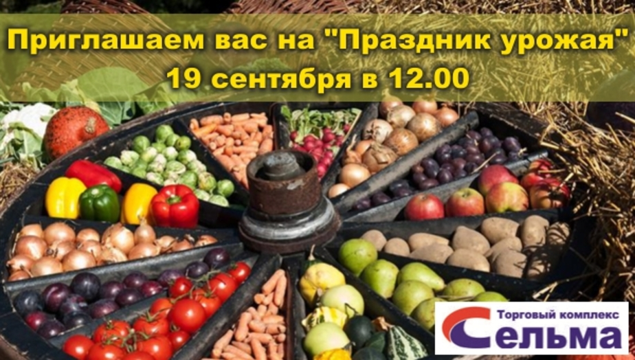 """""""Сельма"""" дарит вам продукты:зелень,ягоды, овощи и фрукты - Новости Калининграда"""