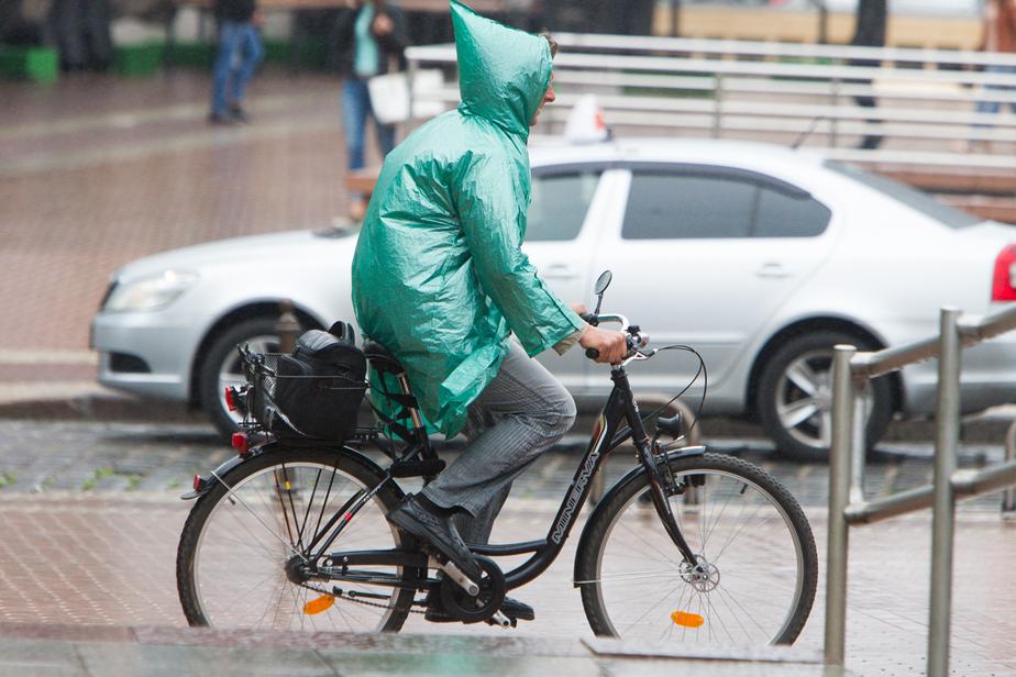 Циклон принес в Калининград ливни и грозы - Новости Калининграда