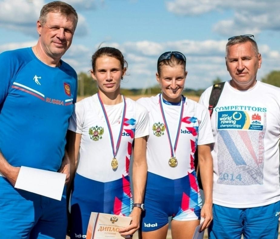Калининградка выиграла две медали первенства России по академической гребле  - Новости Калининграда