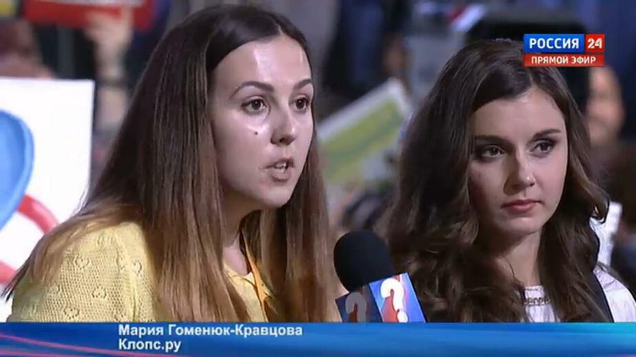 Путин — корреспонденту Клопс.Ru: Я обещаю, что следствие по наезду на калининградского журналиста продолжится (видео) - Новости Калининграда