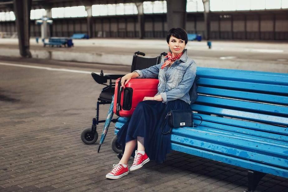 Калининградка, передвигающаяся в инвалидной коляске, станет моделью на Неделе высокой моды в Москве  - Новости Калининграда