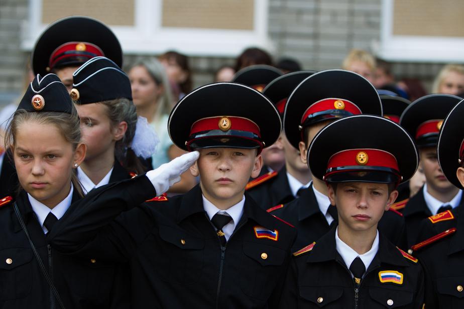 В России предлагают выпускать патриотические школьные дневники  - Новости Калининграда