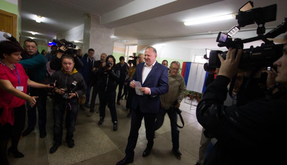 Цуканов вступит в должность губернатора Калининградской области 21 сентября - Новости Калининграда
