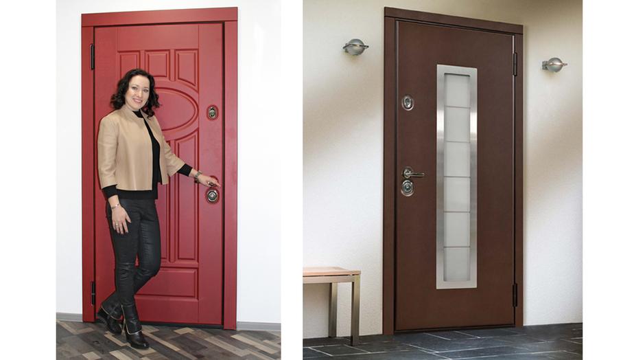 Как удивить соседей: дизайнер Алёна Чашкина о креативных входных дверях, которые можно купить в Калининграде - Новости Калининграда