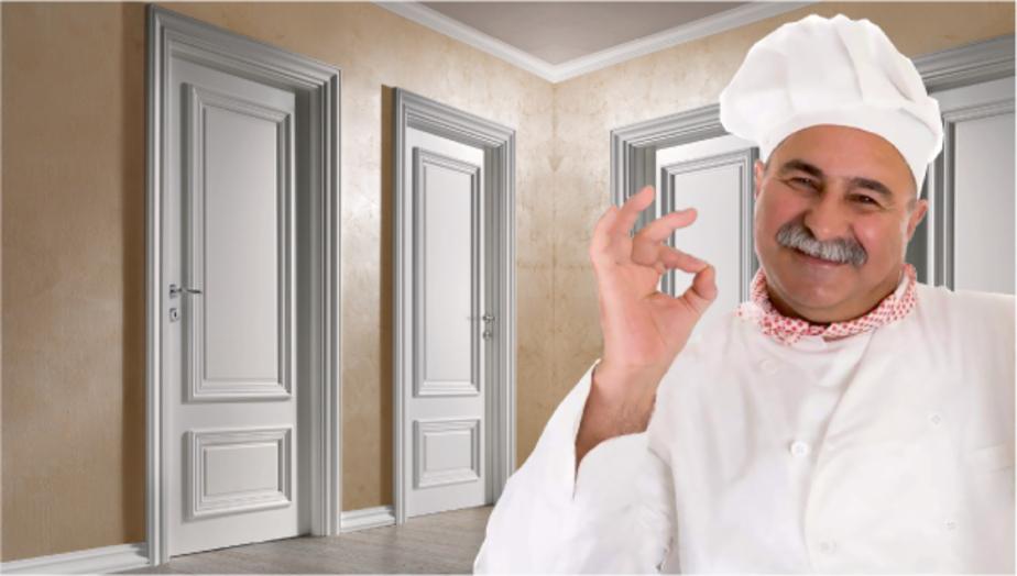 Рецепт аппетитной двери: итальянская классика появится у вас дома за 24 часа! - Новости Калининграда