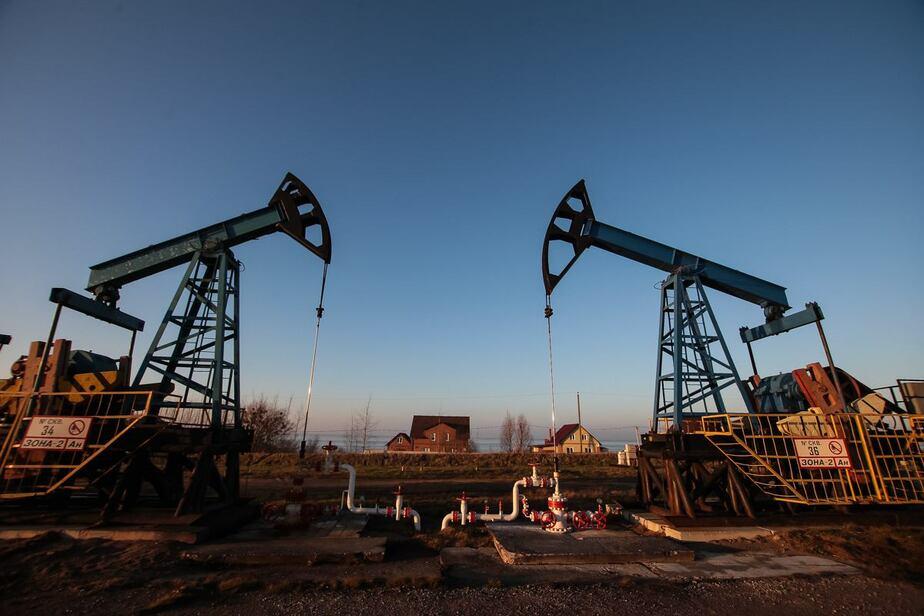 Мировые цены на нефть начали снижение - Новости Калининграда