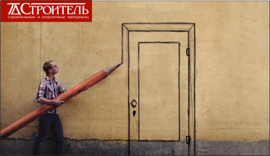 """Торговый дом """"Строитель"""" рекомендует межкомнатные двери из соснового мебельного щита! - Новости Калининграда"""