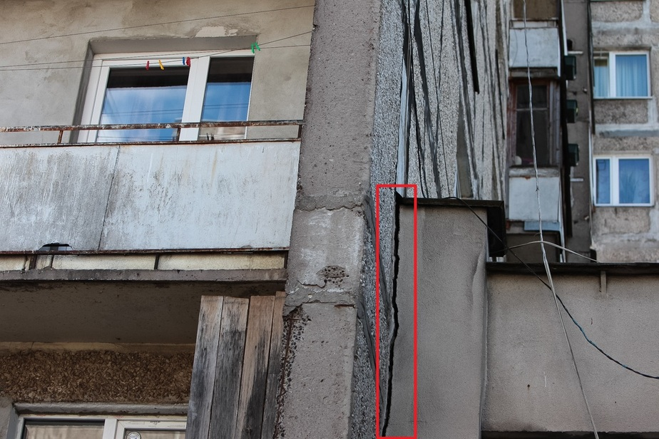 Накренившийся дом на Московском проспекте снесут, жителей расселят - Новости Калининграда