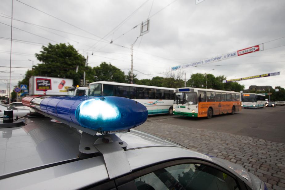 В воскресенье в Калининградской области пострадали мотоциклист и водитель БМВ - Новости Калининграда