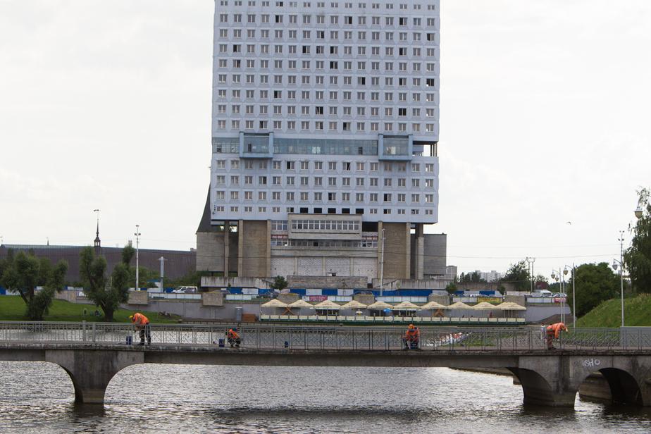 Башин: надо застраивать центр Калининграда и развивать мелкую дорожную сеть - Новости Калининграда