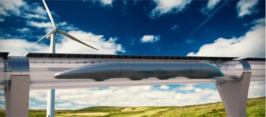 Россия увеличила инвестиции в проект сверхскоростного поезда Hyperloop - Новости Калининграда