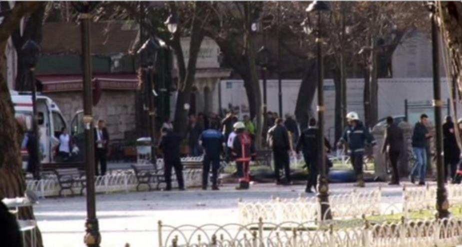 На центральной площади Стамбула прогремел взрыв (видео) - Новости Калининграда