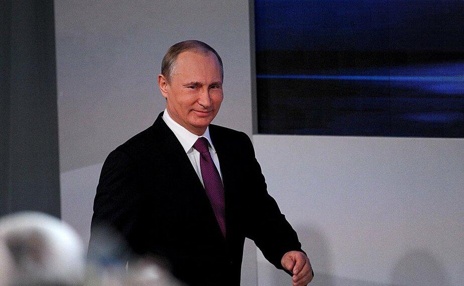 Путин не поздравил с Новым годом президентов Турции, Польши и Литвы