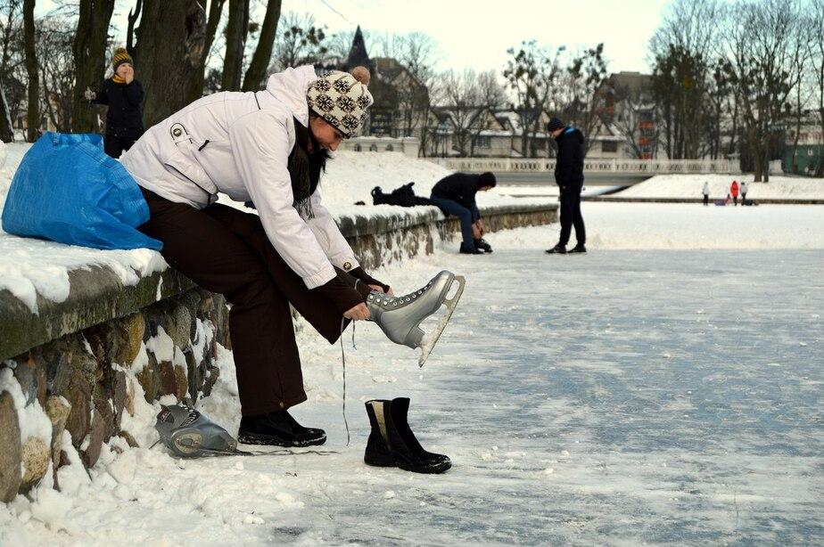 Все на лёд: где калининградцам покататься на коньках этой зимой - Новости Калининграда