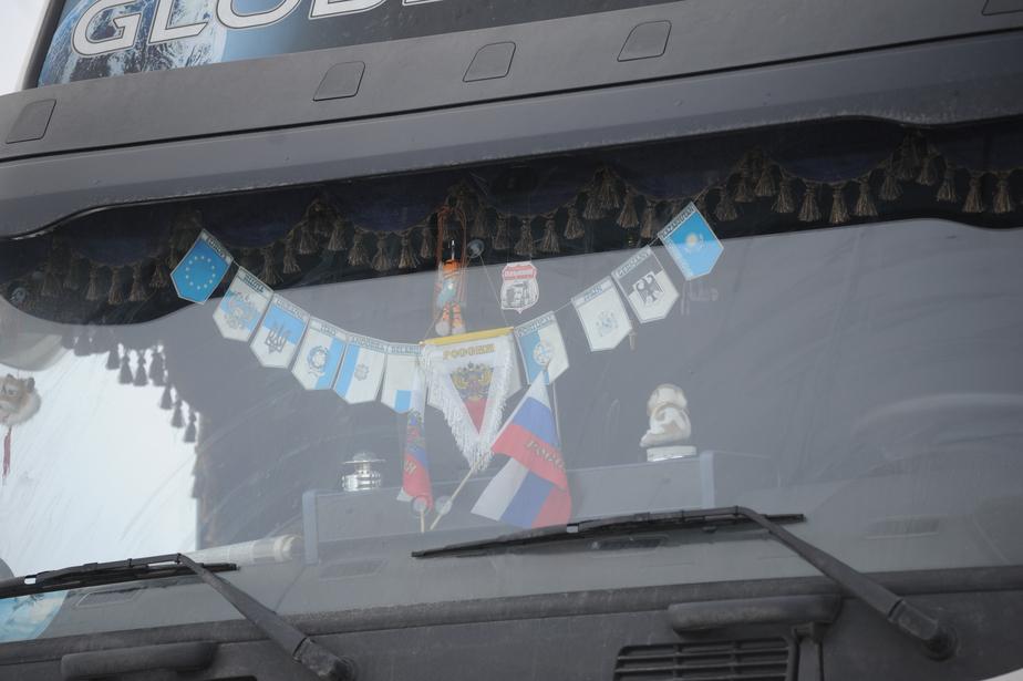 """Цуканов: Из-за """"Платона"""" калининградские грузовики будут убивать региональные дороги"""