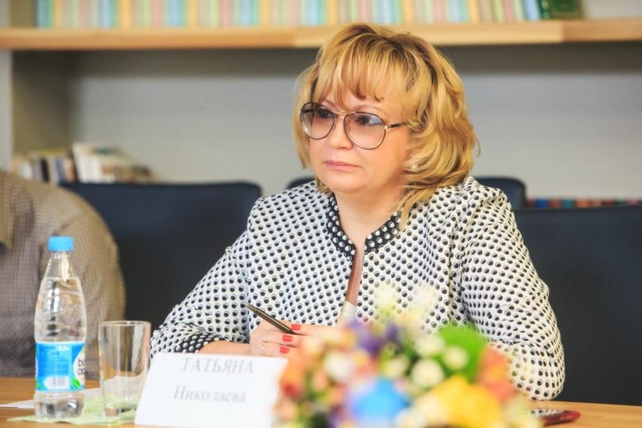 Уволена заместитель министра здравоохранения Калининградской области Татьяна Николаева - Новости Калининграда