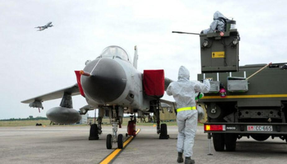 Летящий из Калининградской области военный самолет снова провожали истребители НАТО - Новости Калининграда