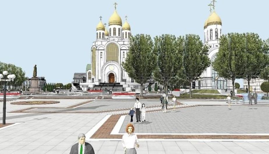 Стоимость будущего монумента князю Владимиру в Калининграде за два года возросла втрое - Новости Калининграда