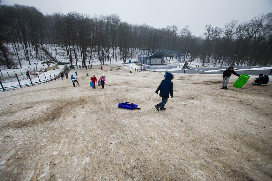 В Подмосковье семилетний мальчик погиб, катаясь на горке - Новости Калининграда