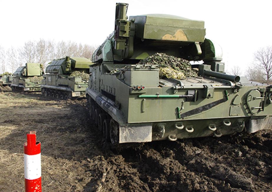 Зенитно-ракетный полк Балтфлота отправился в Астраханскую область - Новости Калининграда