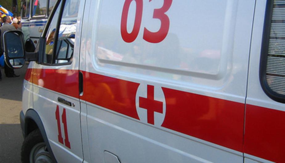 В Калининграде сбили мотоциклиста и пешехода-подростка  - Новости Калининграда