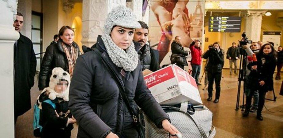 В Литву прибыли первые беженцы-иракцы - Новости Калининграда